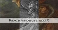 """Uno scanner speciale svela dettagli nascosti del """"Paolo e Francesca"""" di Previati"""
